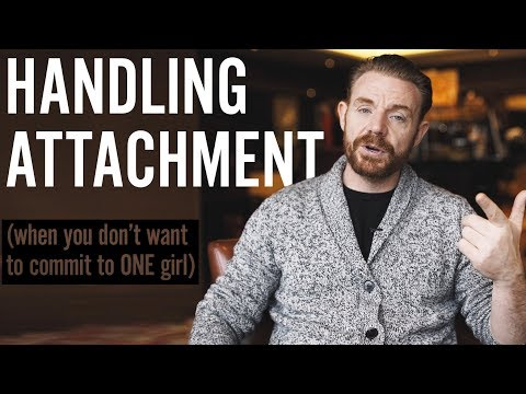 How to handle getting too attached to a girl - Shae Matthews #AskTheNaturals