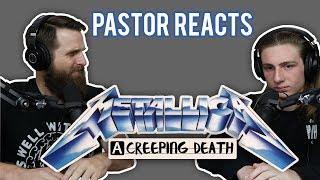 Metallica Creeping Death / Pastor Reacts / Lyrical Analysis