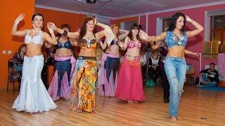 обучение танцам живота в видео