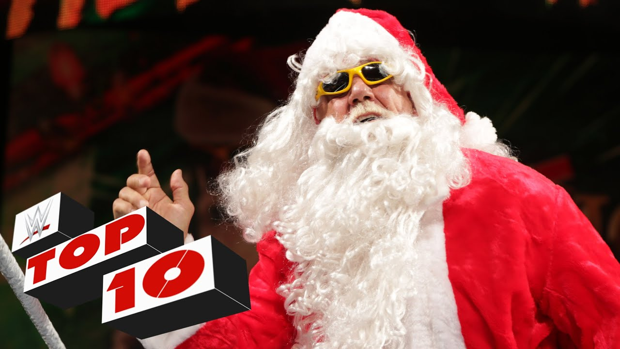 Top 10 WWE Raw moments: December 23, 2014