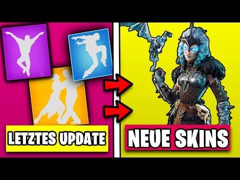 Letztes UPDATE Vor SEASON 6 😱 Patch Notes, Neue Skins, Neue Leaks | Fortnite Deutsch German