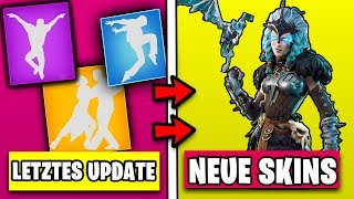 Last UPDATE before SEASON 6 😱 Patch Notes, New Skins, New Leaks | Fortnite German German