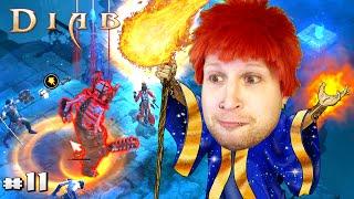 COOLEST SPELL IN THE GAME! - Scythe Plays Diablo 3 Wizard Gameplay Walkthrough Part 11