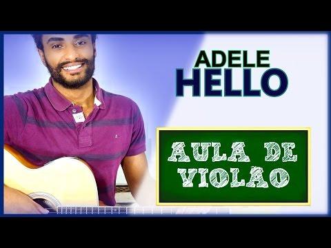COMO TOCAR - Hello (Adele)