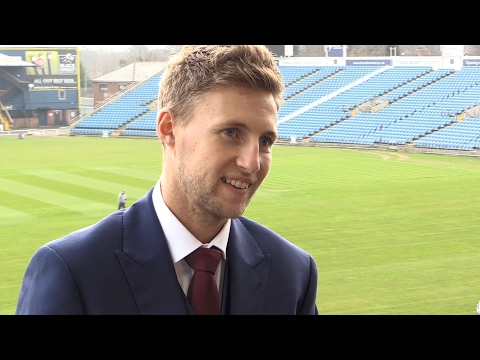 Joe Root Gives First Interview As England Captain - Unveiled As England Test Captain