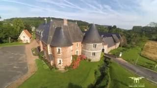 Criel sur Mer Seine Maritime76 France   DRONE EXPRESSION