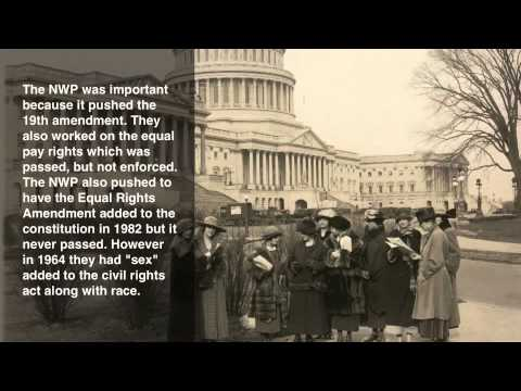 National Women's Party Documentary