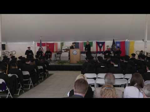 UNH Law Commencement 2017