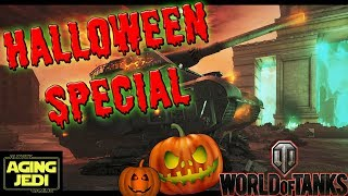 World of Tanks Halloween Special Games & Tanks 2017