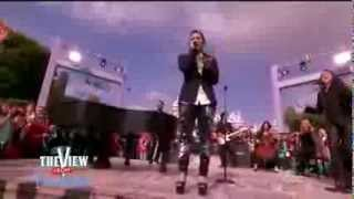 Demi Lovato - The View - Let It Go LIVE PERFORMANCE - November 20th 2013