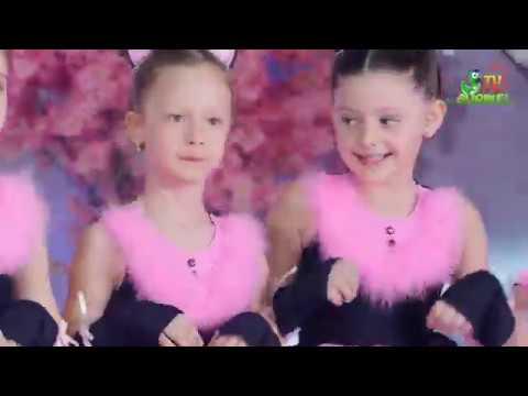 Cantec nou: Let's  DANCE - Pisicutele