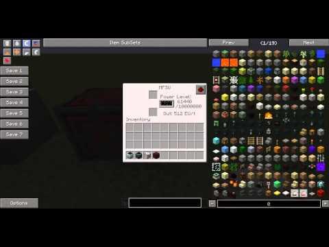 Клиент Minecraft 1.5.2 с модами BuildCraft3, Industrial ...