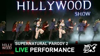 Supernatural Parody 2 LIVE Performance