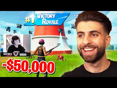 I Hosted a $50,000 Tournament, but if you WIN, you LOSE!