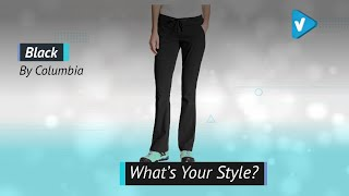 Columbia Women's Anytime Outdoor Boot Cut Pant, Water And Stain Repellent 2019