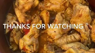 Spanish Garlic Chicken I Easy Meals