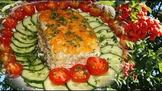 Запеканка из Овощей с Фаршем (Индейка+Свинина).Овощная Запеканка с Фаршем/casserole