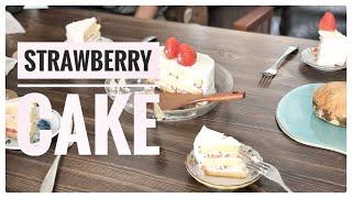 Strawberry Cake 딸기생크림케이크