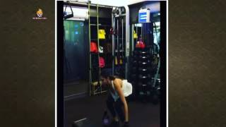 Deepika Padukone Power Jump Workout Video | xXx: The Return Of Xander Cage