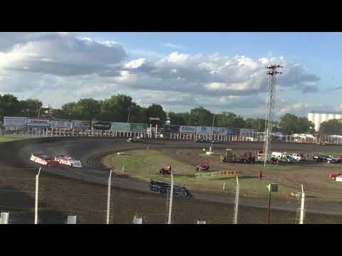 July 12 World of Outlaws Heat 3 River Cities Speedway