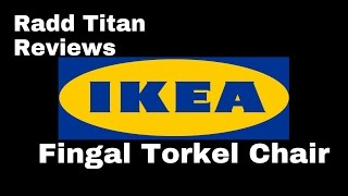 Ikea Torkel Or Fingal Torkel Chair Review