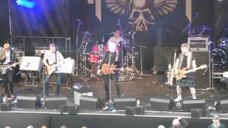 Big Country-Where The Rose Is Sown-East End Park- 30.5.2015