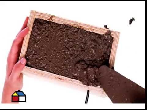 C mo hacer una l mpara de concreto youtube - Como hacer cemento ...
