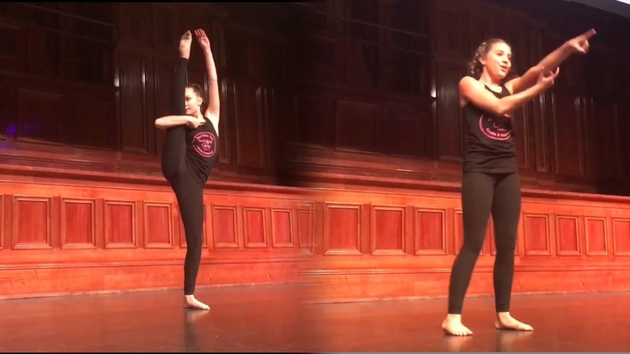 Maddie mackenzie zieglers solos at their australia tour youtube m4hsunfo Gallery