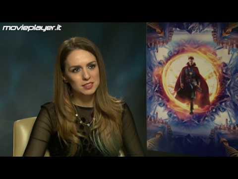 Doctor Strange: Video intervista a Benedict Wong