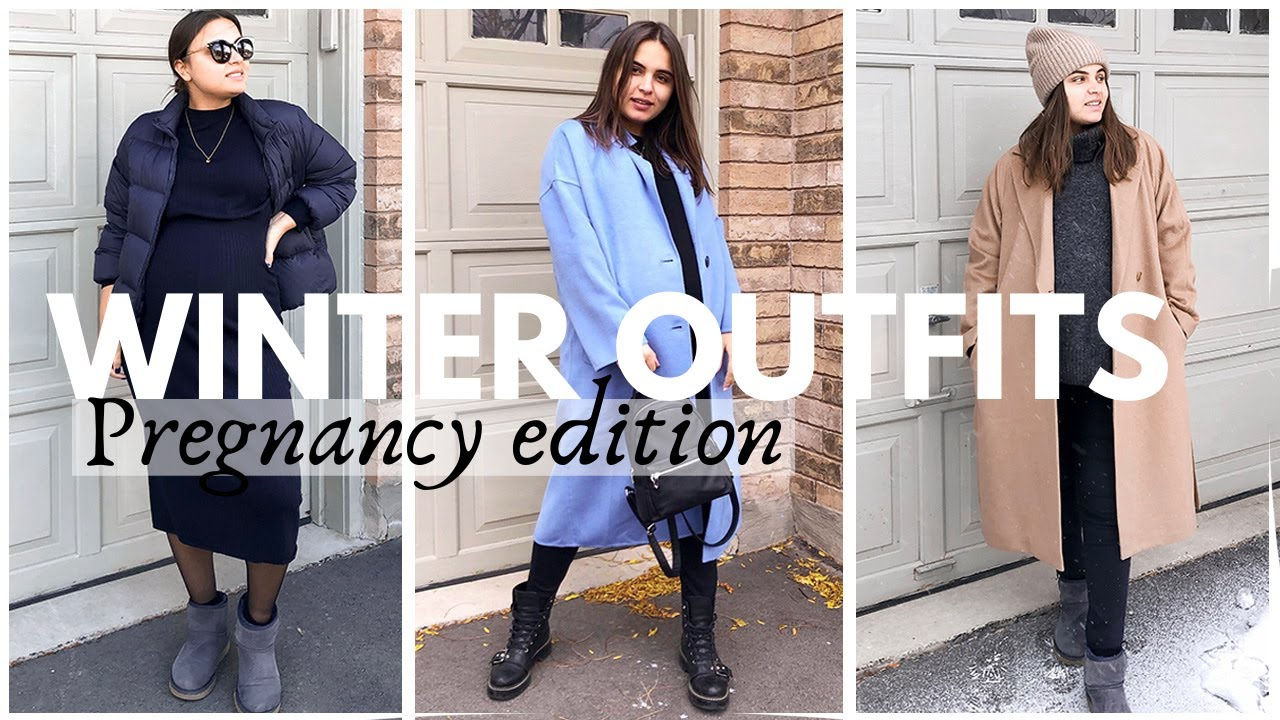 [VIDEO] - CASUAL WINTER OUTFITS | WINTER LOOKBOOK 4