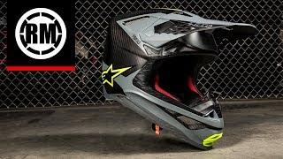 Alpinestars Supertech M10 Motocross Helmet