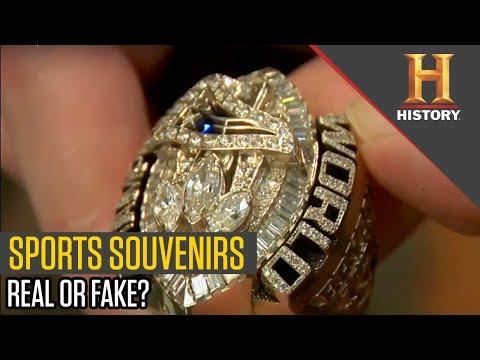 Sports Team Souvenirs | Pawn Stars