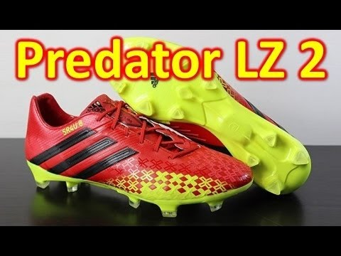 Adidas Predator LZ 2 Tribute Pack Vivid Red - Unboxing + On Feet - YouTube 9e915f7b0