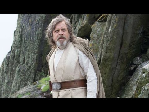Mark Hamill Has Big Issues With Luke Skywalker In Star Wars: The Last Jedi