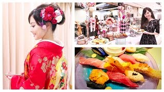 japan trip vlog explore tokyo with me ep 2 best food tv station beauty bound asia mcing