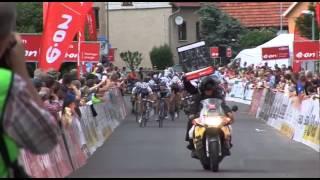Thüringen Rundfahrt 2013: Jan Dieteren gewinnt zweite Etappe