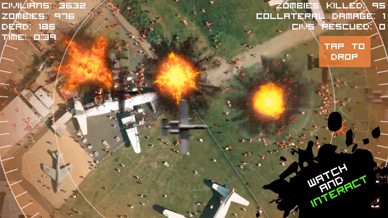 Zombie Outbreak Simulator for Android and iOS