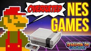 Most Overrated NES Games - Don't Let Nostalgia Blind You!