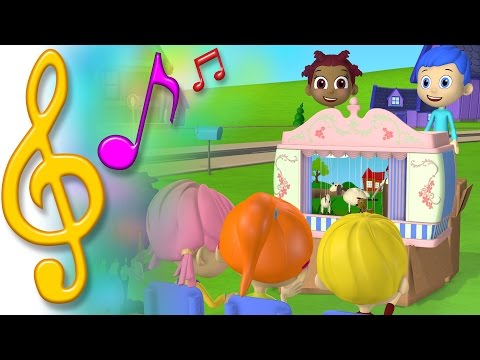 TuTiTu Songs  Puppet Theater Song  Songs for Children with