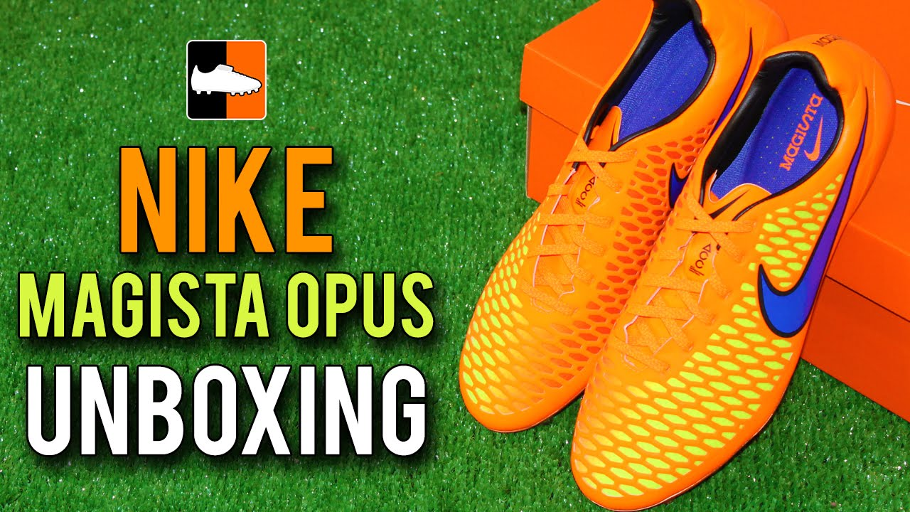 005773d97 Orange Magista Opus Unboxing - Intense Heat Pack - YouTube