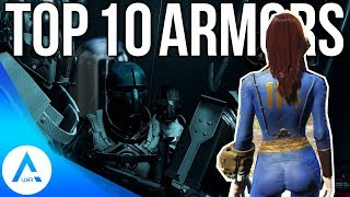 Fallout 4 - Top 10 Armour Mods (PS4/XB1/PC)