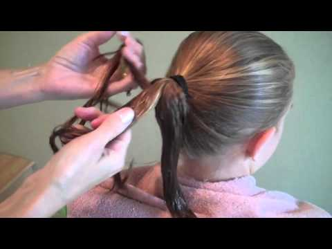 Peace Beads- Axil Kollist's Sister Erika's HairStyle of Peace