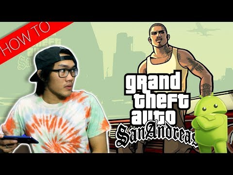How To Download & Install | GTA : San Andreas | Cheat Menu | Android | *Tagalog