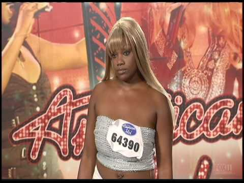 American Idol Rhonetta Johnson