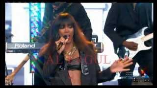 Kelly Rowland - When Love Takes Over & DC Medley (Live @ GMA 19.June.2013) HD