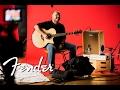 Capture de la vidéo Behind The Scenes | Andy Mckee On The Fender Acoustic Pro Amp Series | Fender