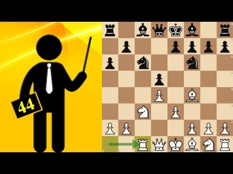 Standard chess game #44 - Slav Defense, Exchange variation