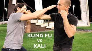 Chinese Kung Fu VS Filipino Kali | Street Fight | The Winner Is...