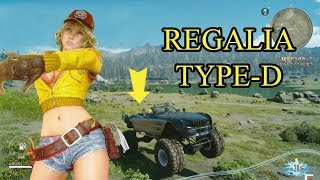 [Patch 1.12] Final Fantasy XV  - HOW TO GET THE REGALIA TYPE-D + GAMEPLAY FOOTAGE