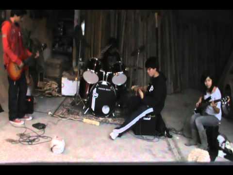 paranoid band cover(no vocal)